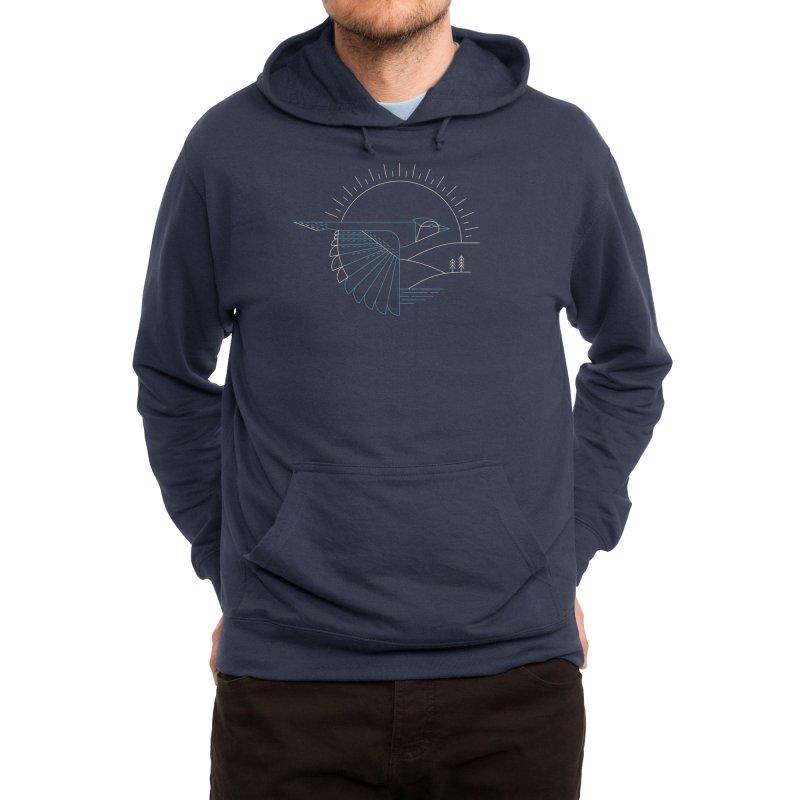 Blue Jay Men's Pullover Hoody by Threadless Artist Shop