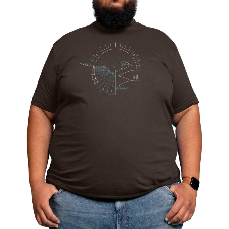 Blue Jay Men's T-Shirt by Threadless Artist Shop