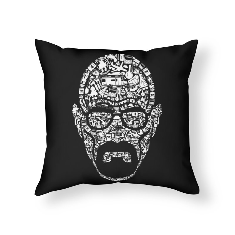 The Study of Change Home Throw Pillow by Threadless Artist Shop