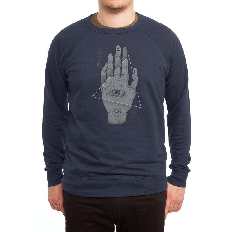 Witch Hand Men's Sweatshirt by Threadless Artist Shop