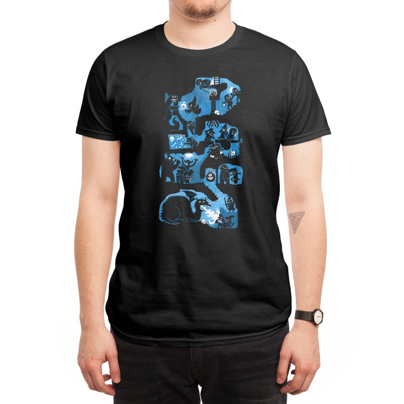 Dungeon Crawlers Men's T-Shirt by Threadless Artist Shop