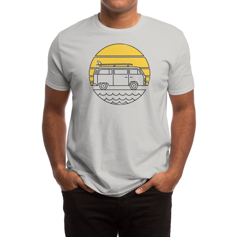 ROAD TRIP Men's T-Shirt by Threadless Artist Shop