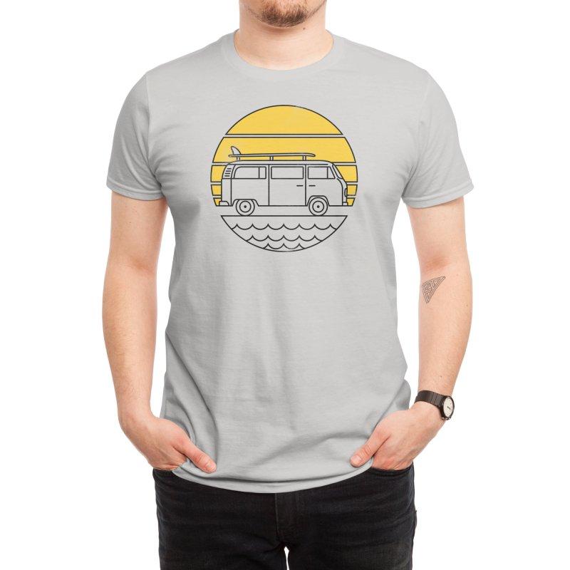 ROAD TRIP Men's T-Shirt by Threadless Artist Shop