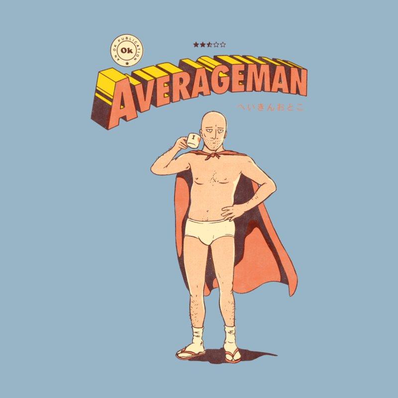 AverageMan Men's T-Shirt by Threadless Artist Shop