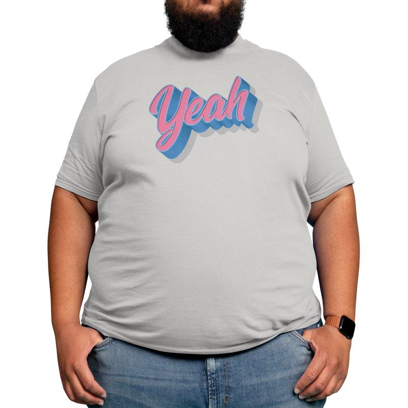 Yeah Men's T-Shirt by Threadless Artist Shop