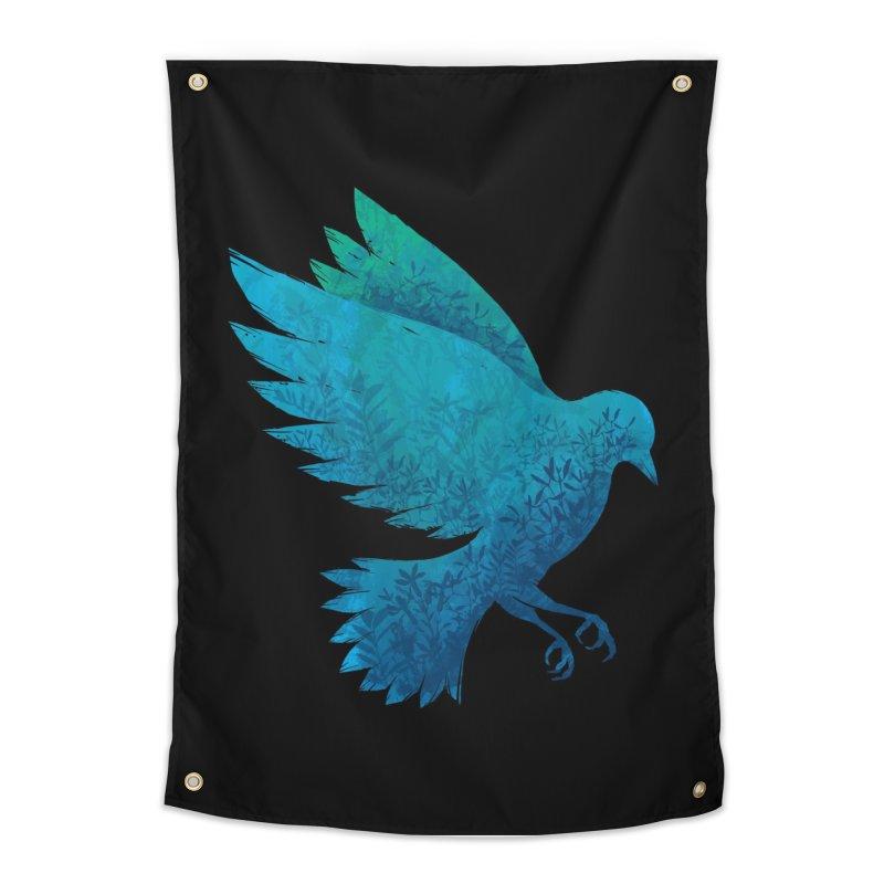 Birdy Bird Home Tapestry by Threadless Artist Shop