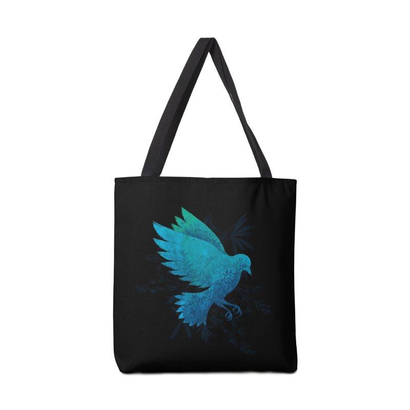 Birdy Bird Accessories Bag by Threadless Artist Shop