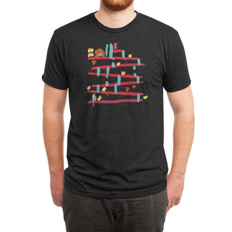Arcade Expressionism Men's T-Shirt by Threadless Artist Shop