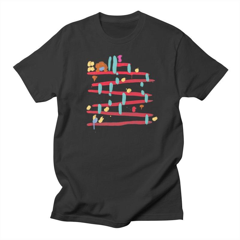 Arcade Expressionism Women's T-Shirt by Threadless Artist Shop