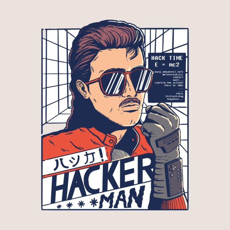 Hackerman Men's T-Shirt by Threadless Artist Shop