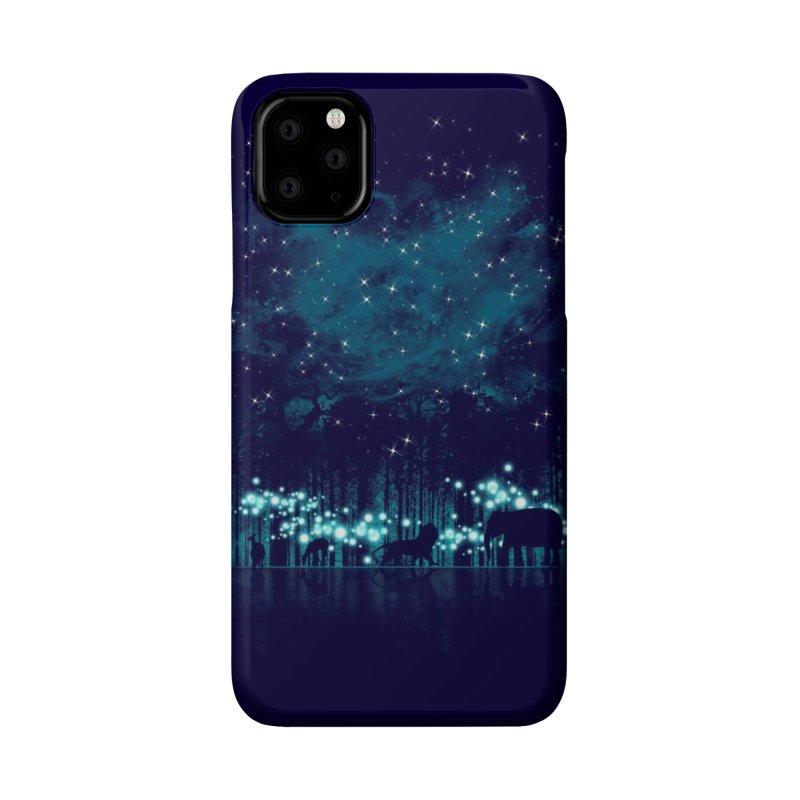 Cosmic Safari Accessories Phone Case by Threadless Artist Shop