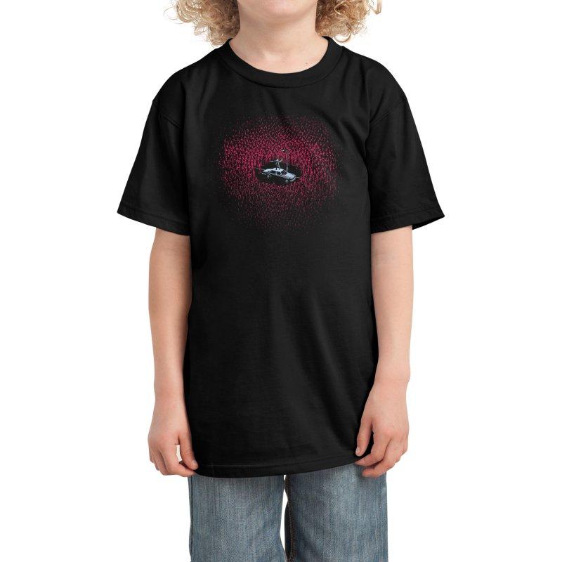The Horde Kids T-Shirt by Threadless Artist Shop