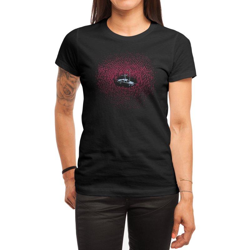 The Horde Women's T-Shirt by Threadless Artist Shop