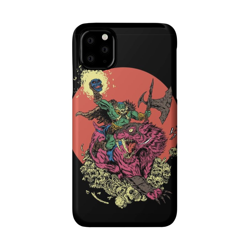 METAL Accessories Phone Case by Threadless Artist Shop