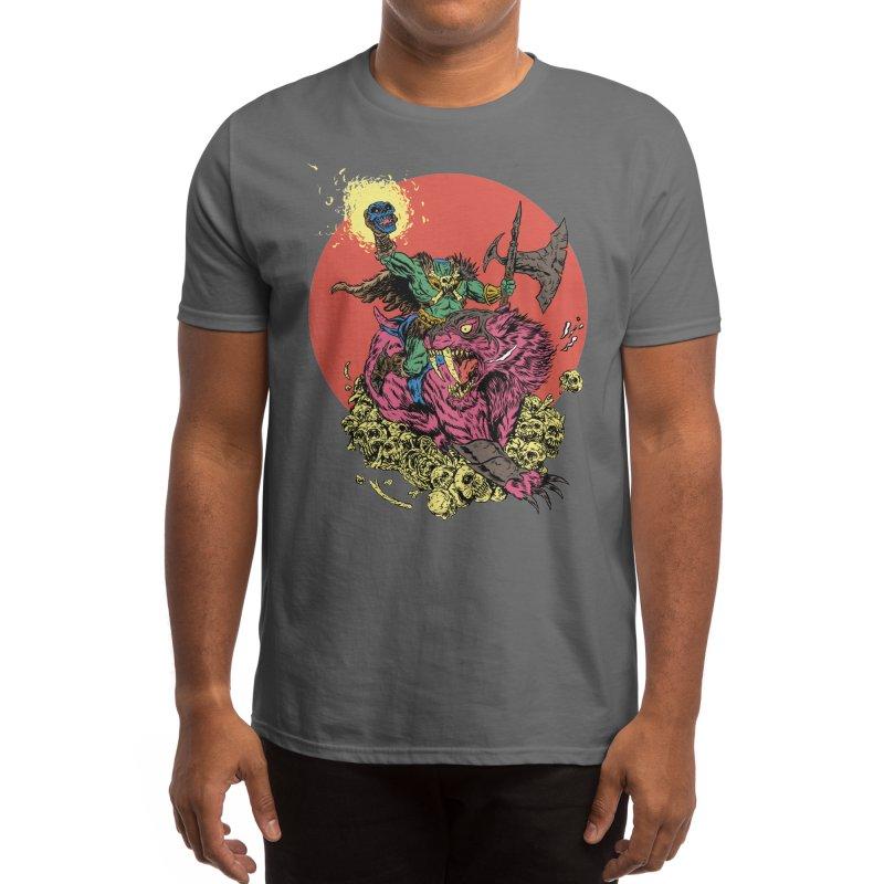 METAL Men's T-Shirt by Threadless Artist Shop