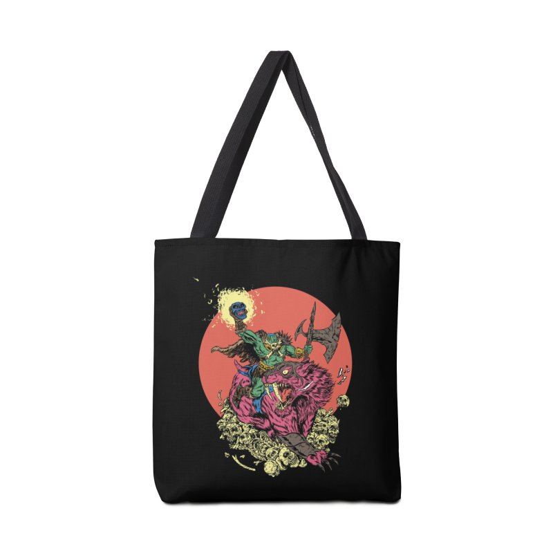 METAL Accessories Bag by Threadless Artist Shop