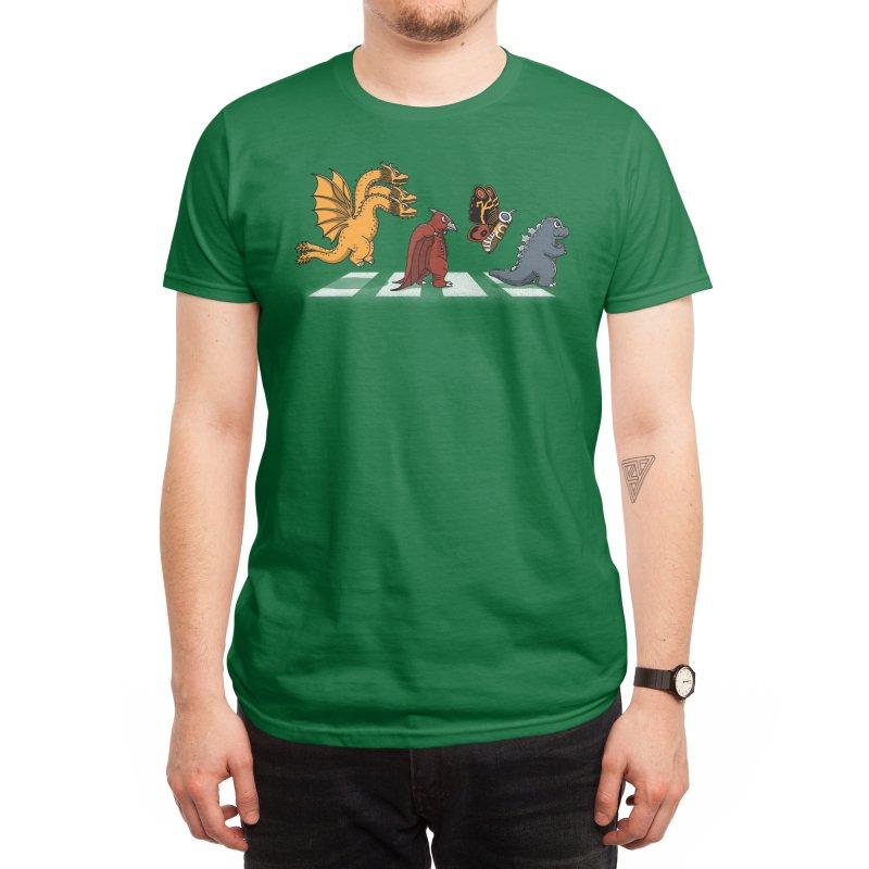 Kaiju Road Men's T-Shirt by Threadless Artist Shop