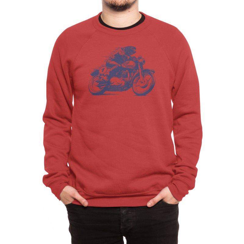 Built for Speed Men's Sweatshirt by Threadless Artist Shop