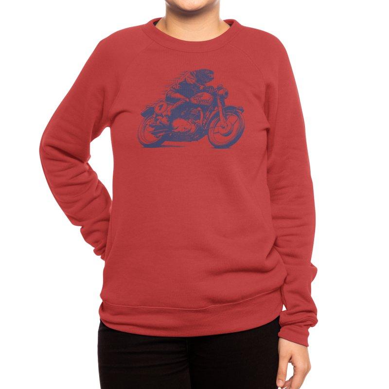 Built for Speed Women's Sweatshirt by Threadless Artist Shop