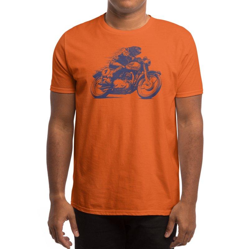 Built for Speed Men's T-Shirt by Threadless Artist Shop