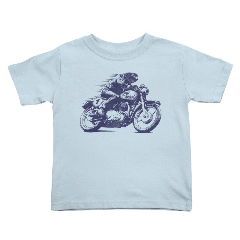 Built for Speed Kids Toddler T-Shirt by Threadless Artist Shop
