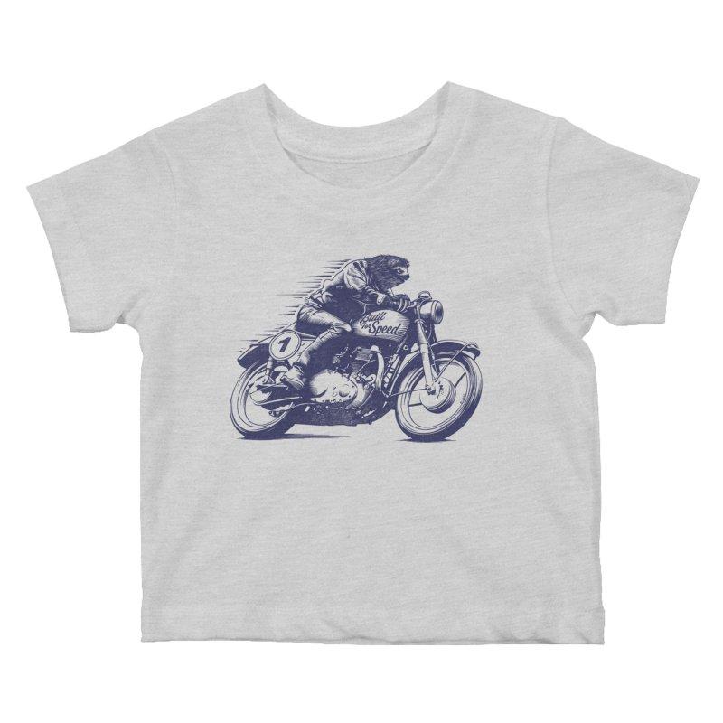 Built for Speed Kids Baby T-Shirt by Threadless Artist Shop