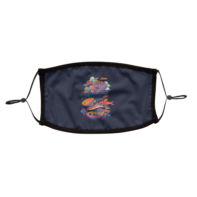Chico's journey Accessories Face Mask by Threadless Artist Shop