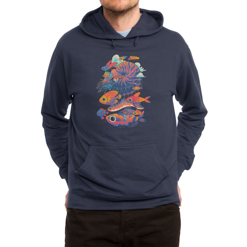 Chico's journey Men's Pullover Hoody by Threadless Artist Shop