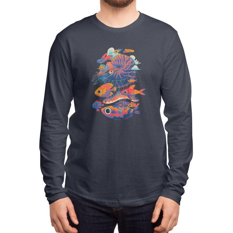 Chico's journey Men's Longsleeve T-Shirt by Threadless Artist Shop