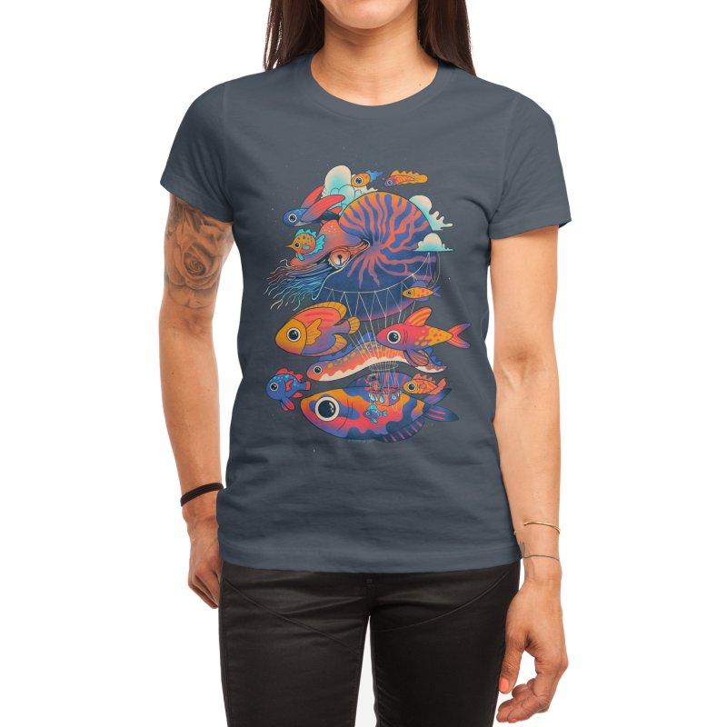 Chico's journey Women's T-Shirt by Threadless Artist Shop