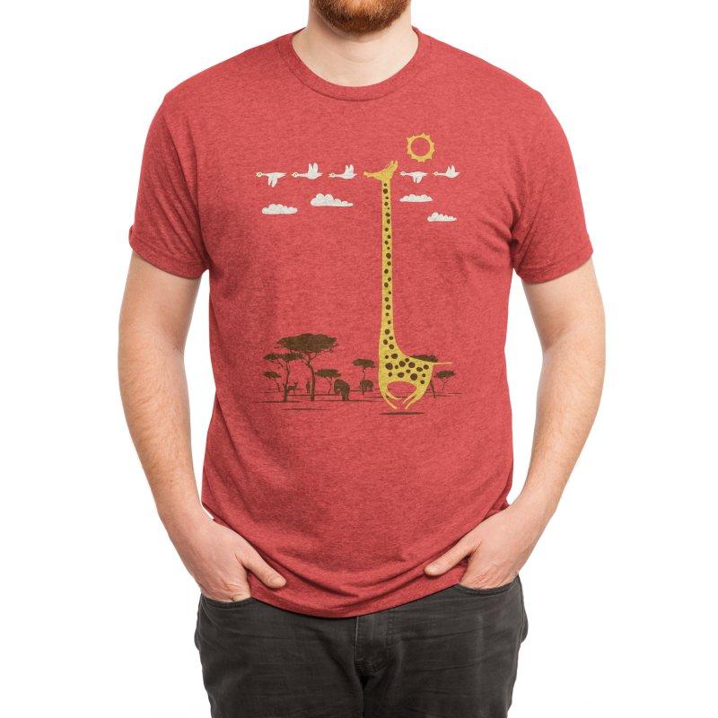 I'm Like a Bird! Men's T-Shirt by Threadless Artist Shop