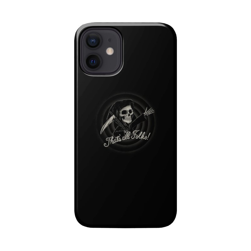 The End Accessories Phone Case by Threadless Artist Shop