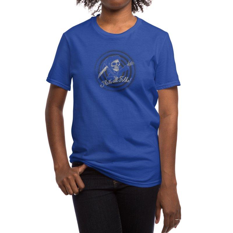The End Women's T-Shirt by Threadless Artist Shop