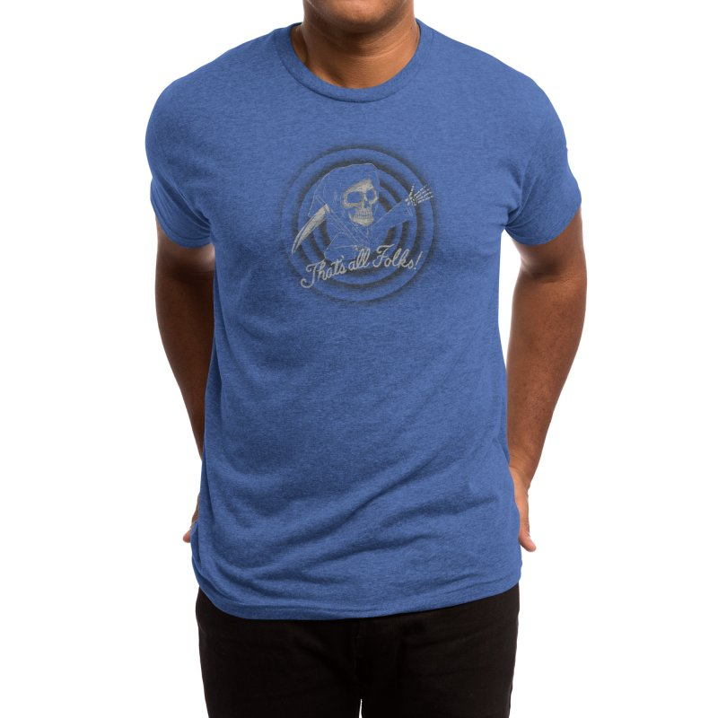 The End Men's T-Shirt by Threadless Artist Shop
