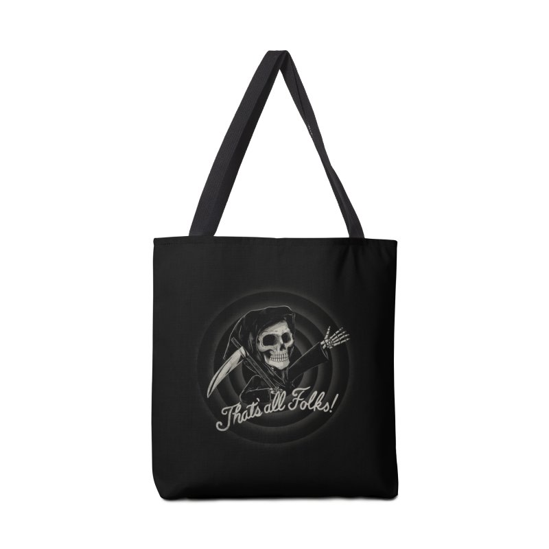 The End Accessories Bag by Threadless Artist Shop