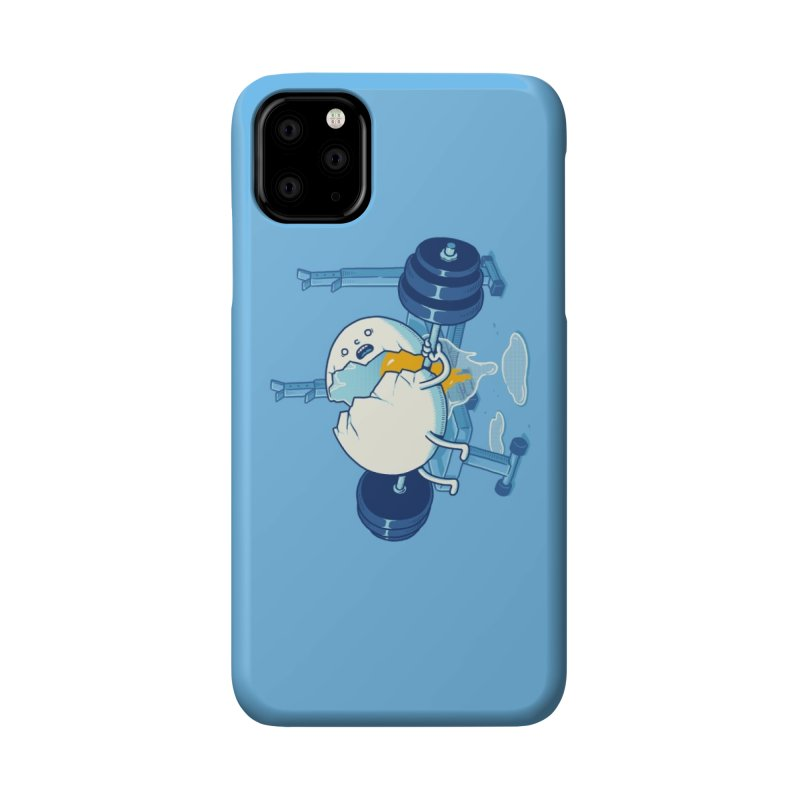 Weight Lifting Accident Accessories Phone Case by Threadless Artist Shop