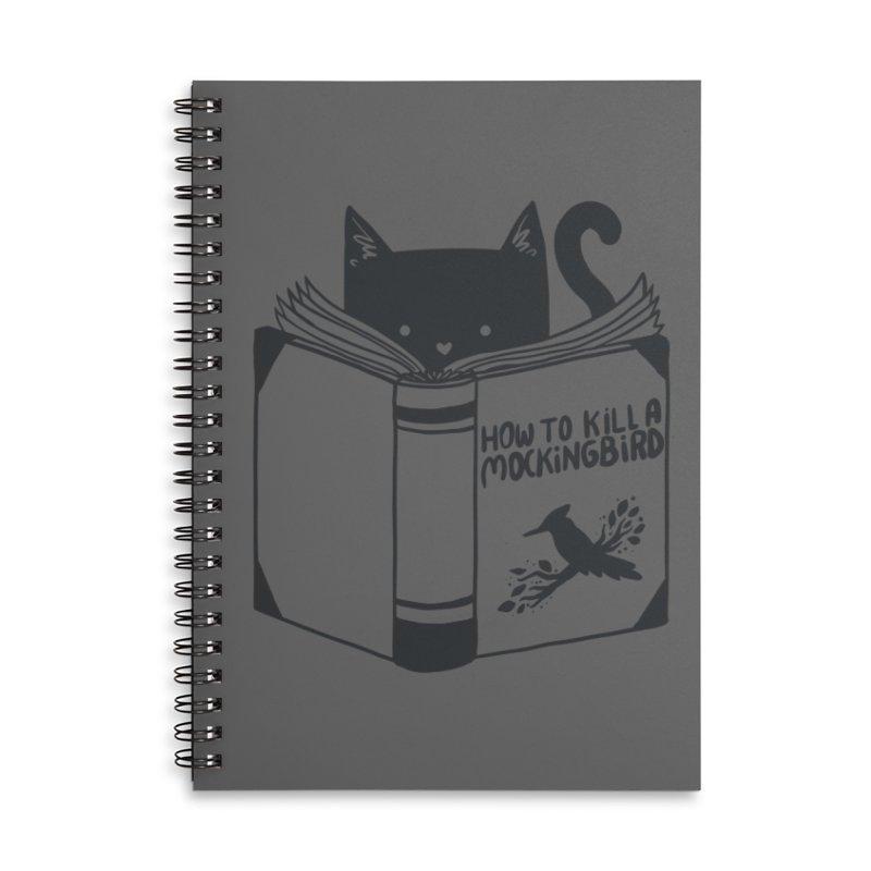 How To Kill a Mockingbird Accessories Notebook by Threadless Artist Shop
