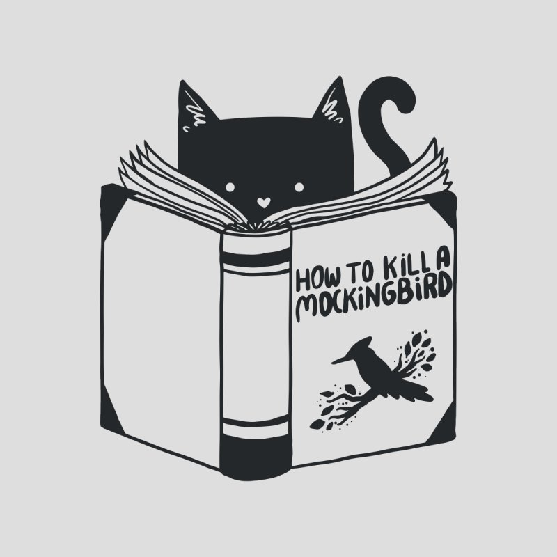 How To Kill a Mockingbird Women's T-Shirt by Threadless Artist Shop
