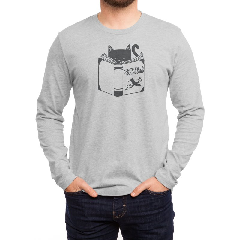 How To Kill a Mockingbird Men's Longsleeve T-Shirt by Threadless Artist Shop