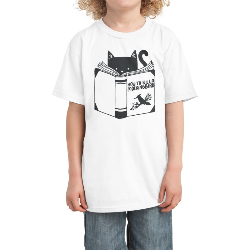 How To Kill a Mockingbird Kids T-Shirt by Threadless Artist Shop