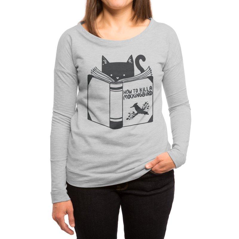 How To Kill a Mockingbird Women's Longsleeve T-Shirt by Threadless Artist Shop