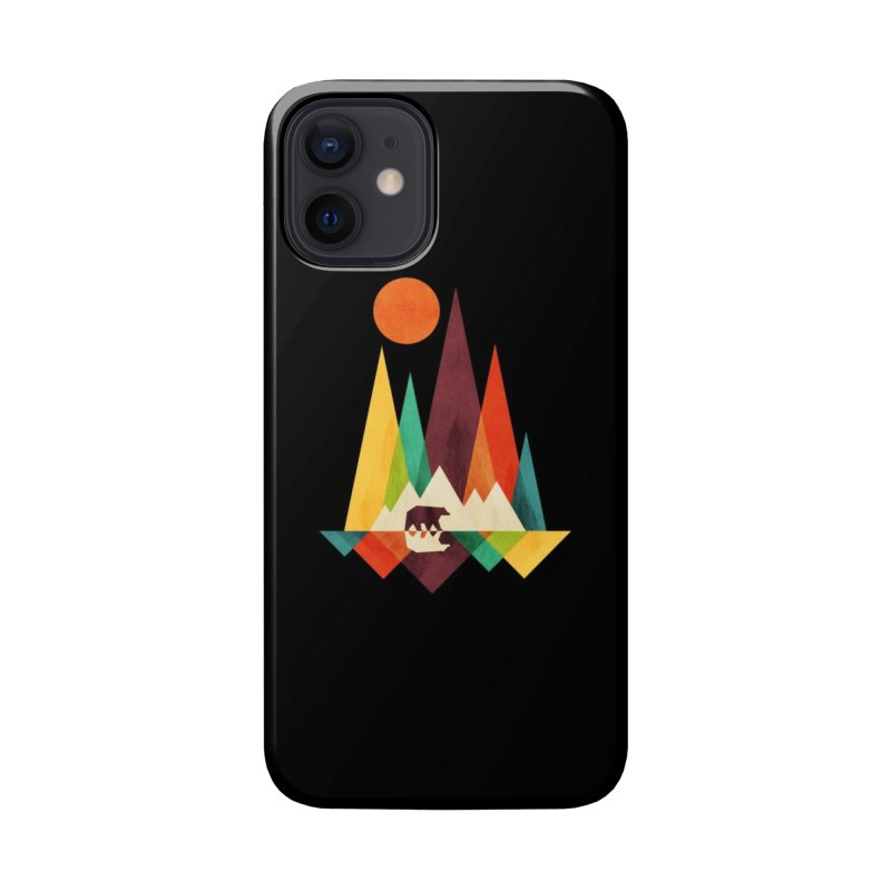 The Great Outdoors (Black Variant) Accessories Phone Case by Threadless Artist Shop