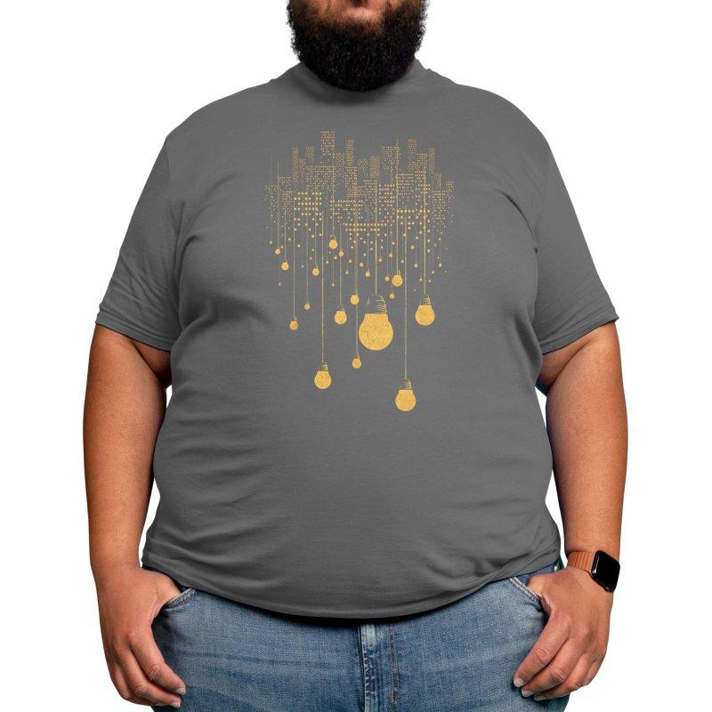 The Hanging City (Black Variant) Men's T-Shirt by Threadless Artist Shop