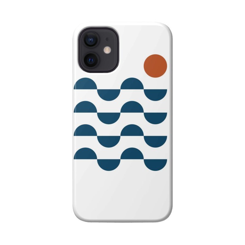 Regular Waves Accessories Phone Case by Threadless Artist Shop