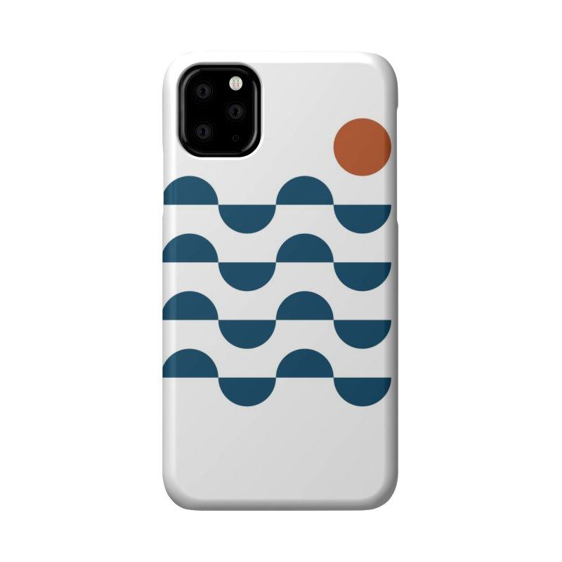 Regular Waves Accessories Phone Case by Threadless Artist Shop