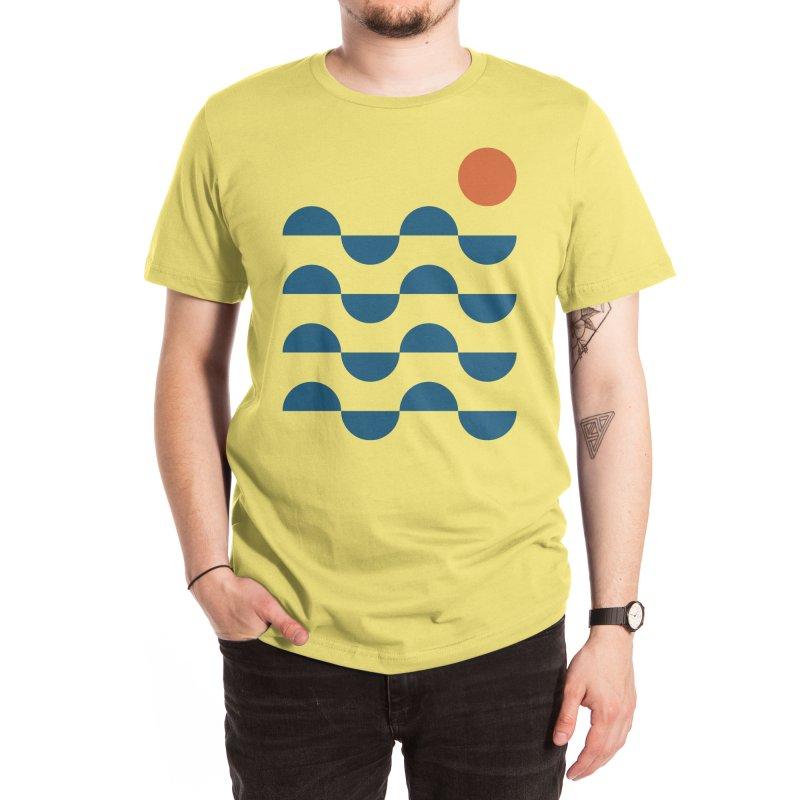 Regular Waves Men's T-Shirt by Threadless Artist Shop