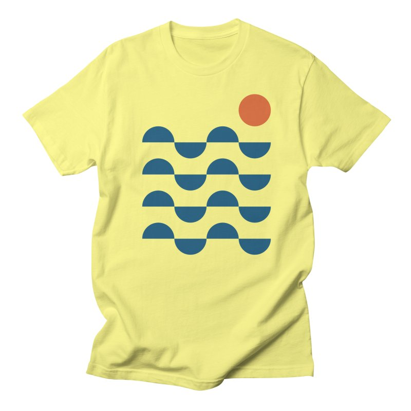 Regular Waves Women's T-Shirt by Threadless Artist Shop