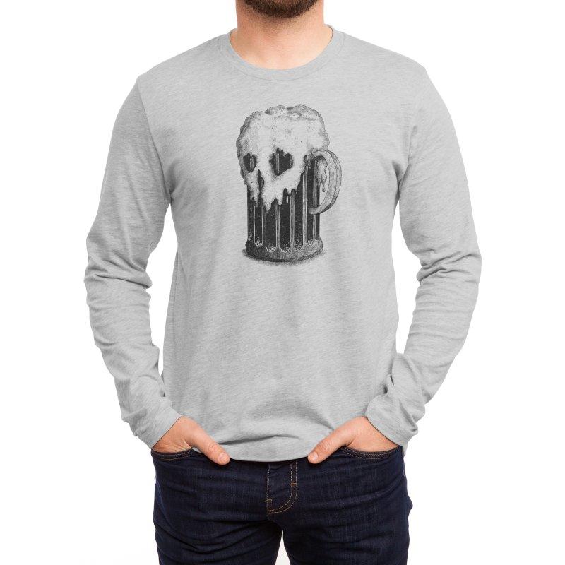 Dark Lager Men's Longsleeve T-Shirt by Threadless Artist Shop
