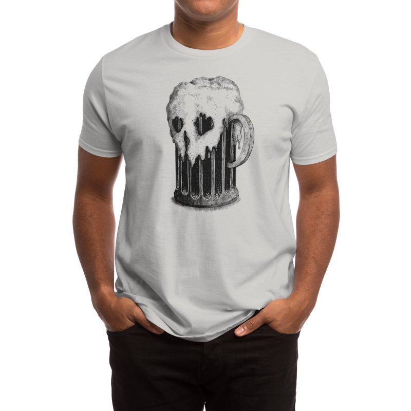 Dark Lager Men's T-Shirt by Threadless Artist Shop