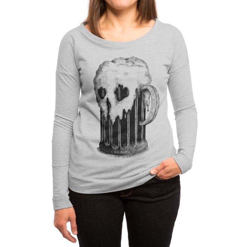 Dark Lager Women's Longsleeve T-Shirt by Threadless Artist Shop
